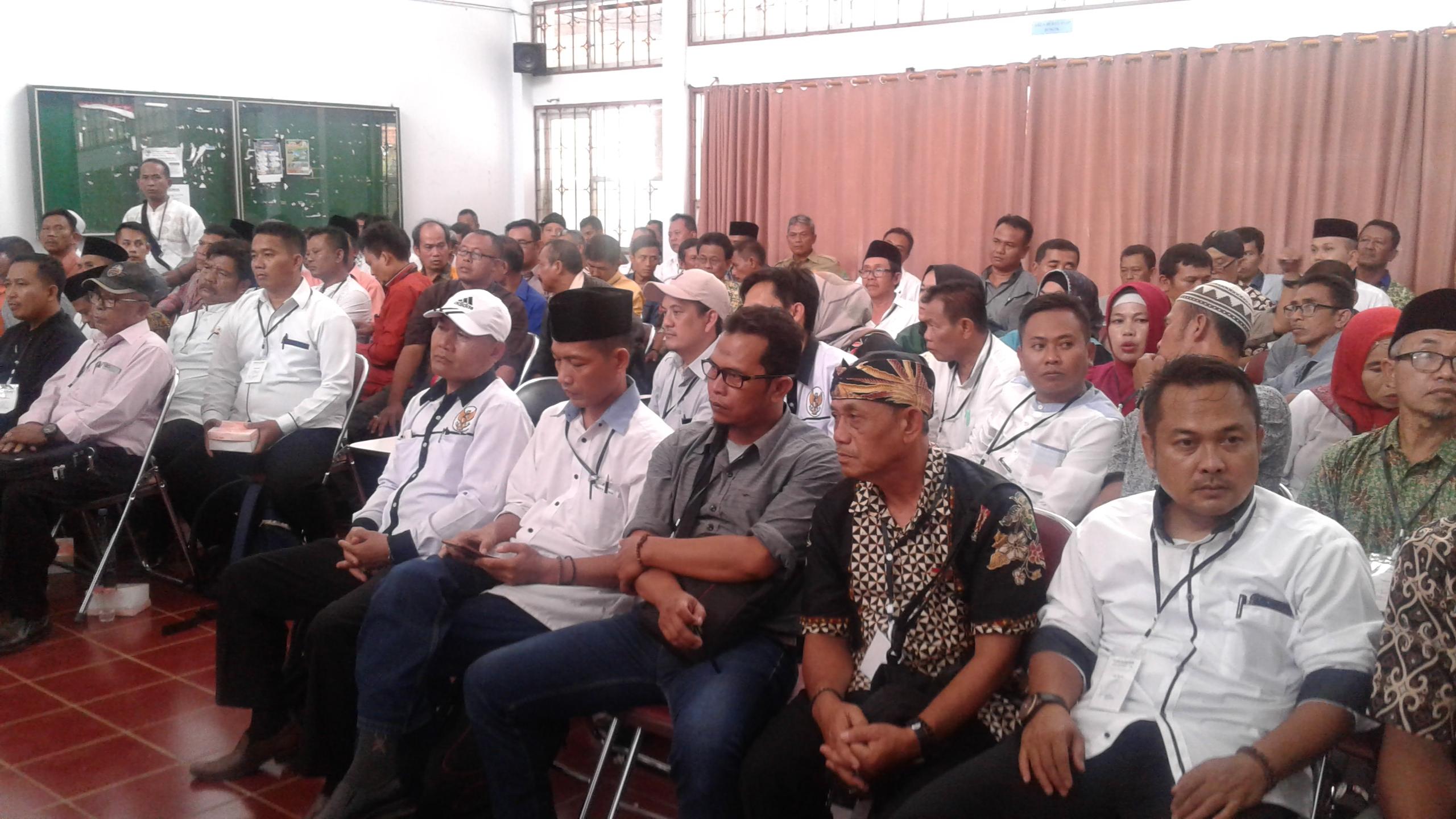 Ratusan Bakal Calon Kepala Desa di Subang Ikuti Tes Tertulis
