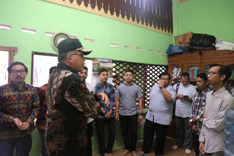 Pemprov Aceh Akan Bantu Renovasi Asrama Mahasiswa di Yogyakarta