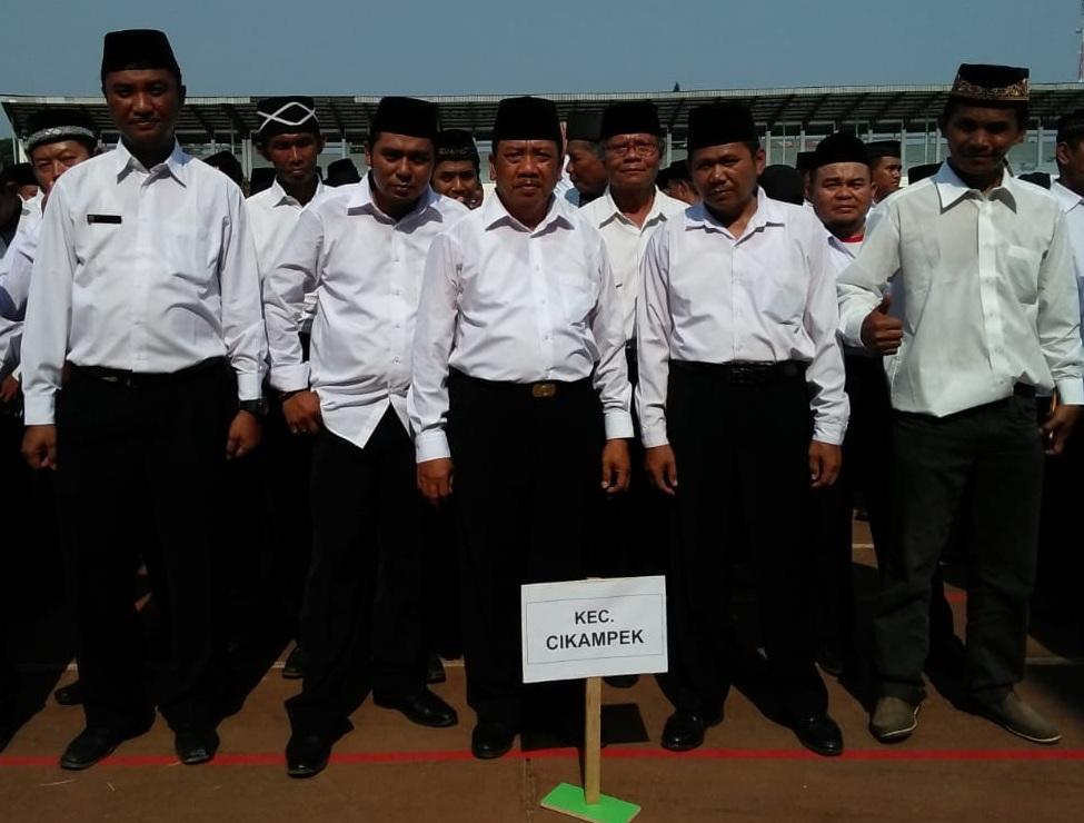 2.221 Anggota BPD di 297 Desa se-Kabupaten Karawang Dilantik Bupati