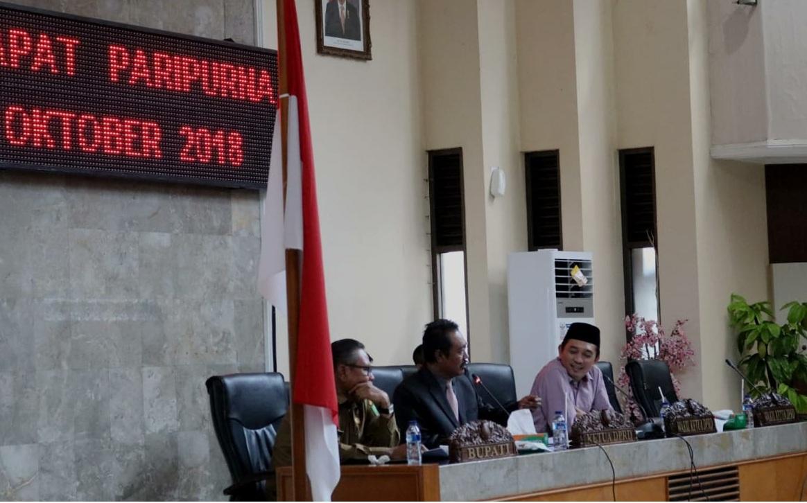 Dewan Subang Tak Lagi Harmonis Gara-gara Pembagian