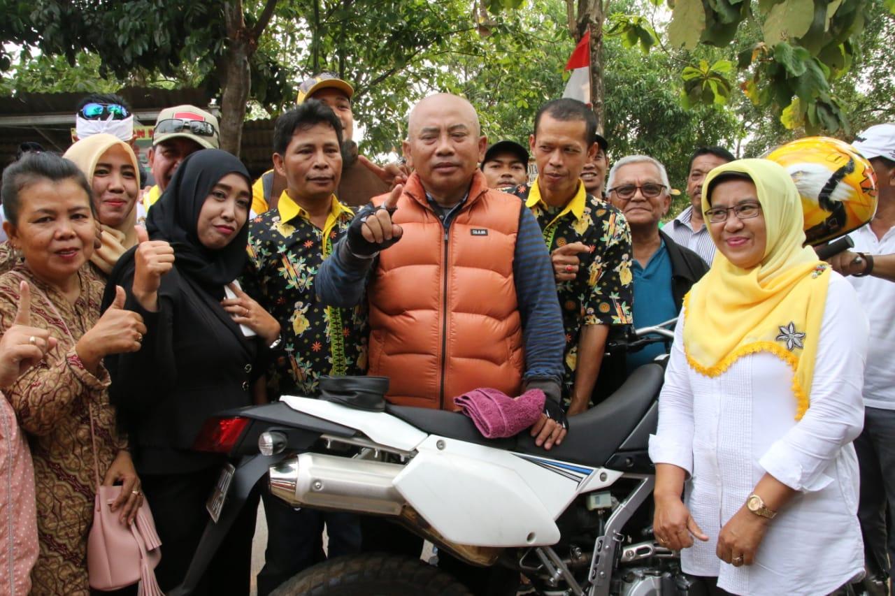 100 Hari Kerja, WaliKota Bekasi Blusukan ke Jatiasih dan Jatisampurna