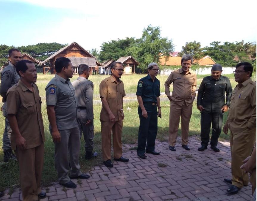 Asda III Aceh Utara Hentikan Dua Proyek di Tanah Aset Daerah