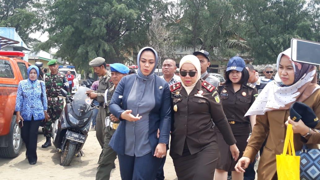 Dengar Pesawat Lion Air Jatuh di Karawang, Ini Reaksi Bupati Cellica