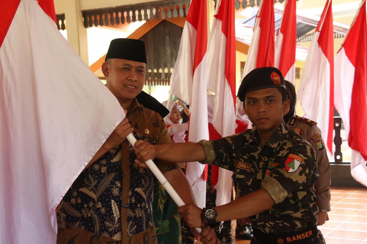 Wakil Walikota Apresiasi Kirab Satu Negeri GP Ansor Bekasi