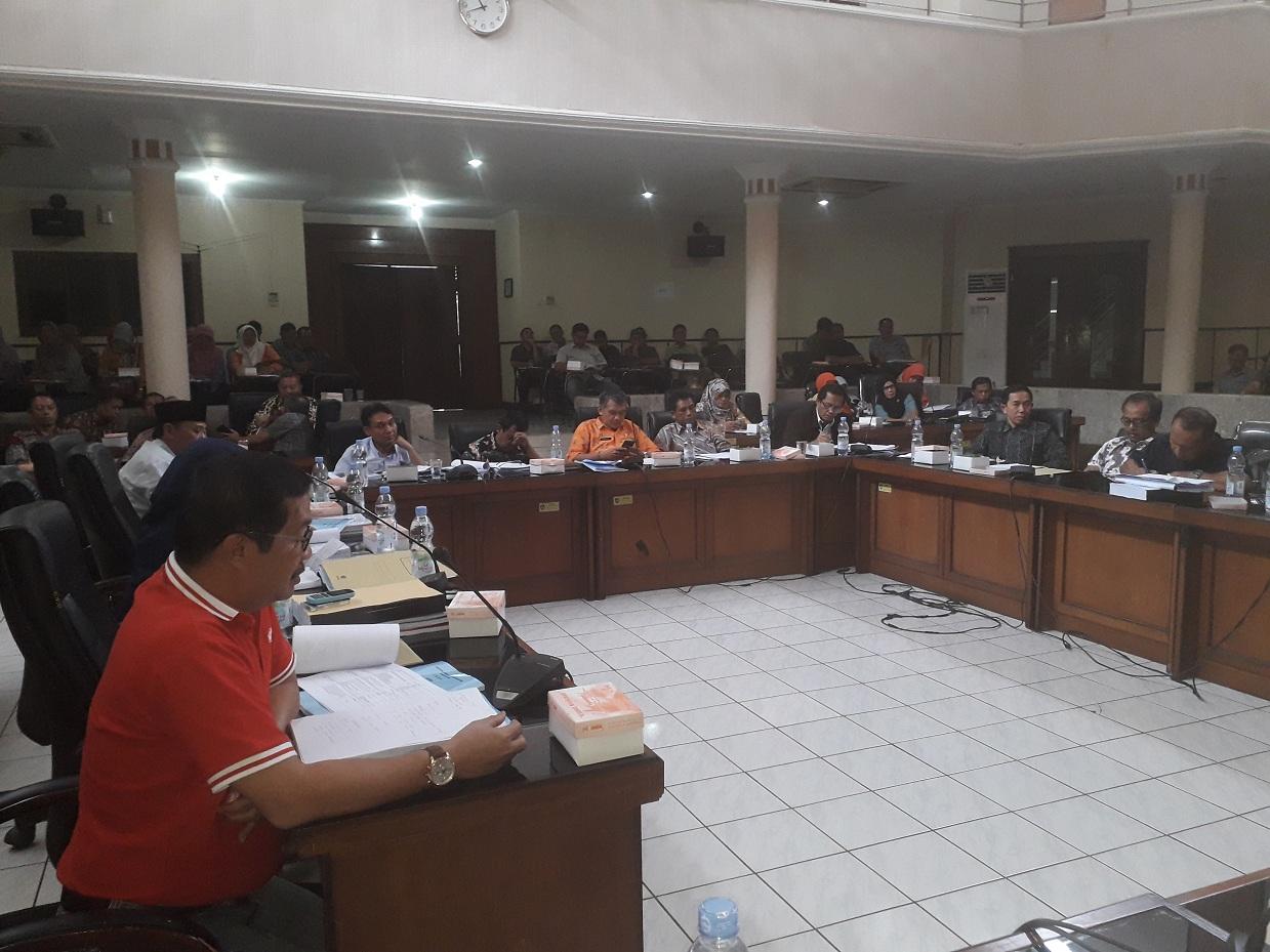 Anggota Dewan Sesalkan Serapan Anggaran OPD yang Tak Maksimal