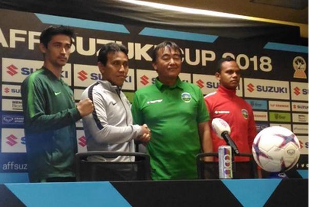 Piala AFF 2018, Timnas Indonesia Hadapi Timor Leste Hari Ini di SUGBK