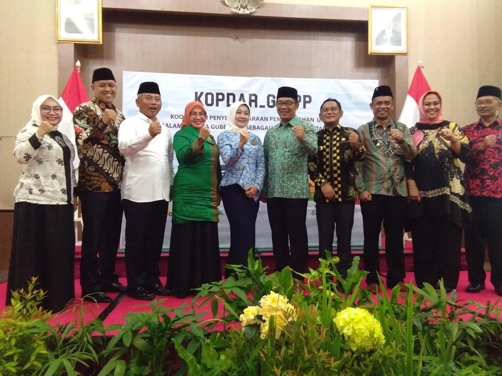 Program Quick Response Harus Segera Dilaksanakan Seluruh Daerah di Jawa Barat
