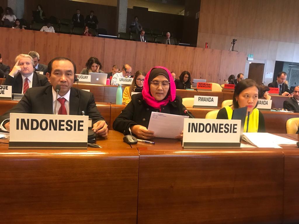 Di Forum ILO Indonesia Tegaskan Komitmen Perkuat Dialog Sosial