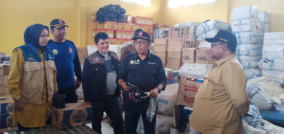 Pemprov Aceh Kirimkan Bantuan bagi Korban Banjir di Kabupaten Aceh Utara