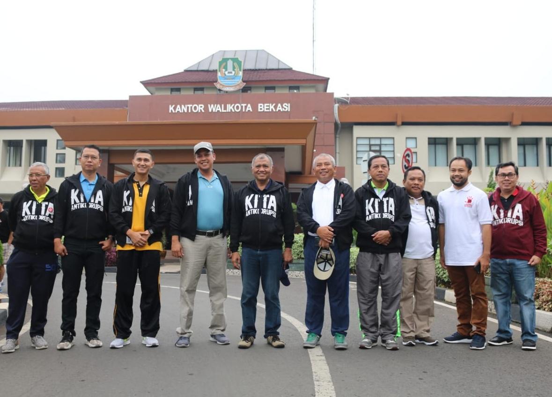 WBS Diresmikan, Walikota Berharap Bekasi Jauh dari Persoalan Korupsi
