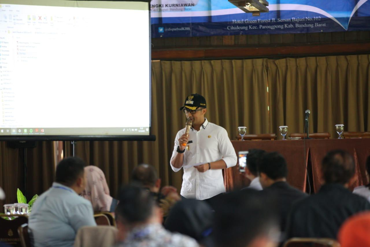 Pemkab Bandung Barat Akan Gencarkan Promosi Objek Wisata