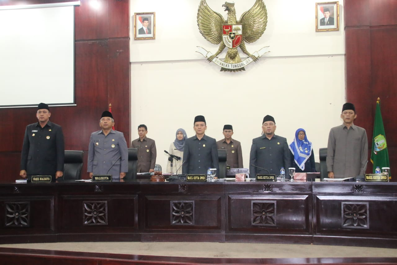 Walikota Sambut Pengesahan Dua Perda oleh DPRD Kota Bekasi