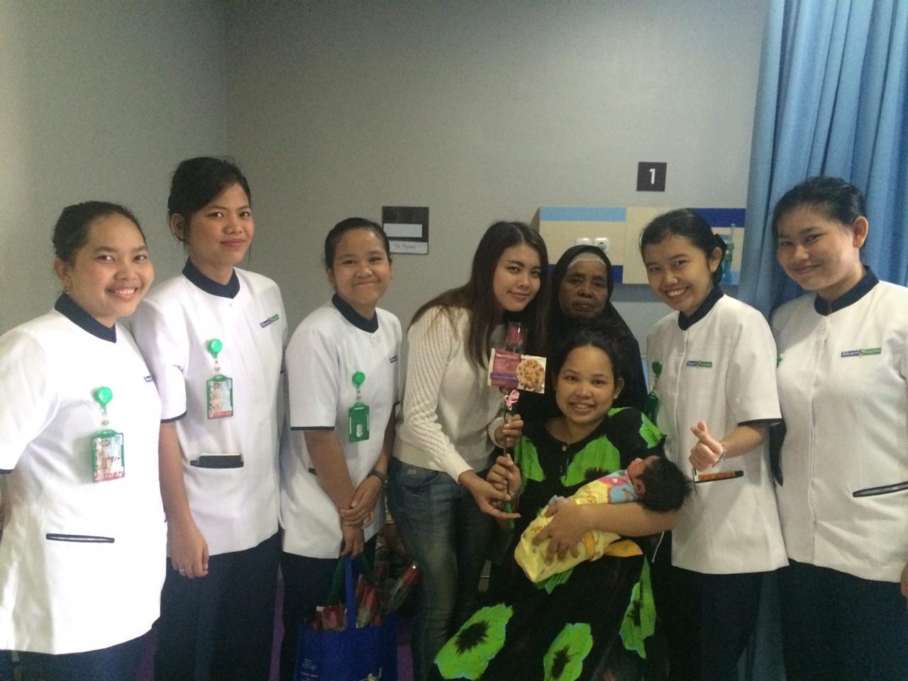 Peringati Hari Ibu, Siloam Hosana Medika Bekasi Sediakan Ruang Bersalin Nyaman