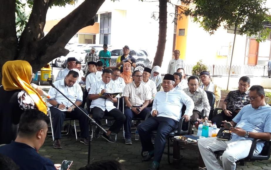 Walikota Bekasi Ingin Program Coffee Morning Bersama Jurnalis Digelar Rutin Tiap Bulan