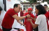 Sambut Natal, Telkomsel Berbagi Bersama 5.000 Anak Yatim dan Kaum Dhuafa di 4 Kota