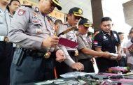 Tim Buser Polres Karawang Lumpuhkan Pentolan Begal
