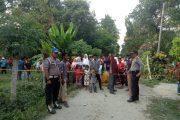 Warga Desa Tanjong Meunye Diminta Tak Lakukan Pengeboran dan Pembakaran Sembarangan di Lokasi Semburan Gas