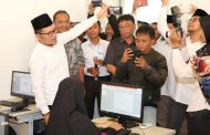 Menaker Tinjau BLK Komunitas di Sukabumi