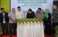 Nova : BPR Mustaqim Harus Tulang Punggung Membesarkan Usaha Mikro