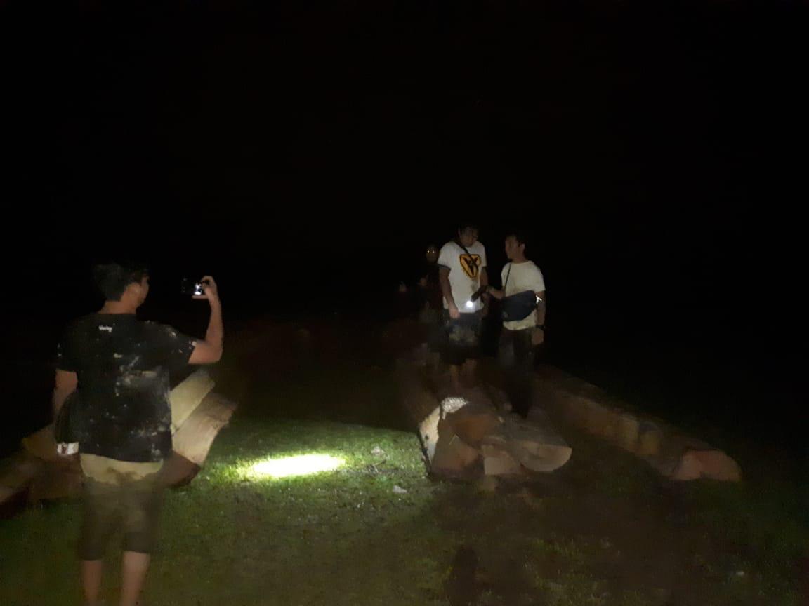 Polisi Amankan Ratusan Balok dan Kayu Olahan Diduga Hasil Ilegal Logging
