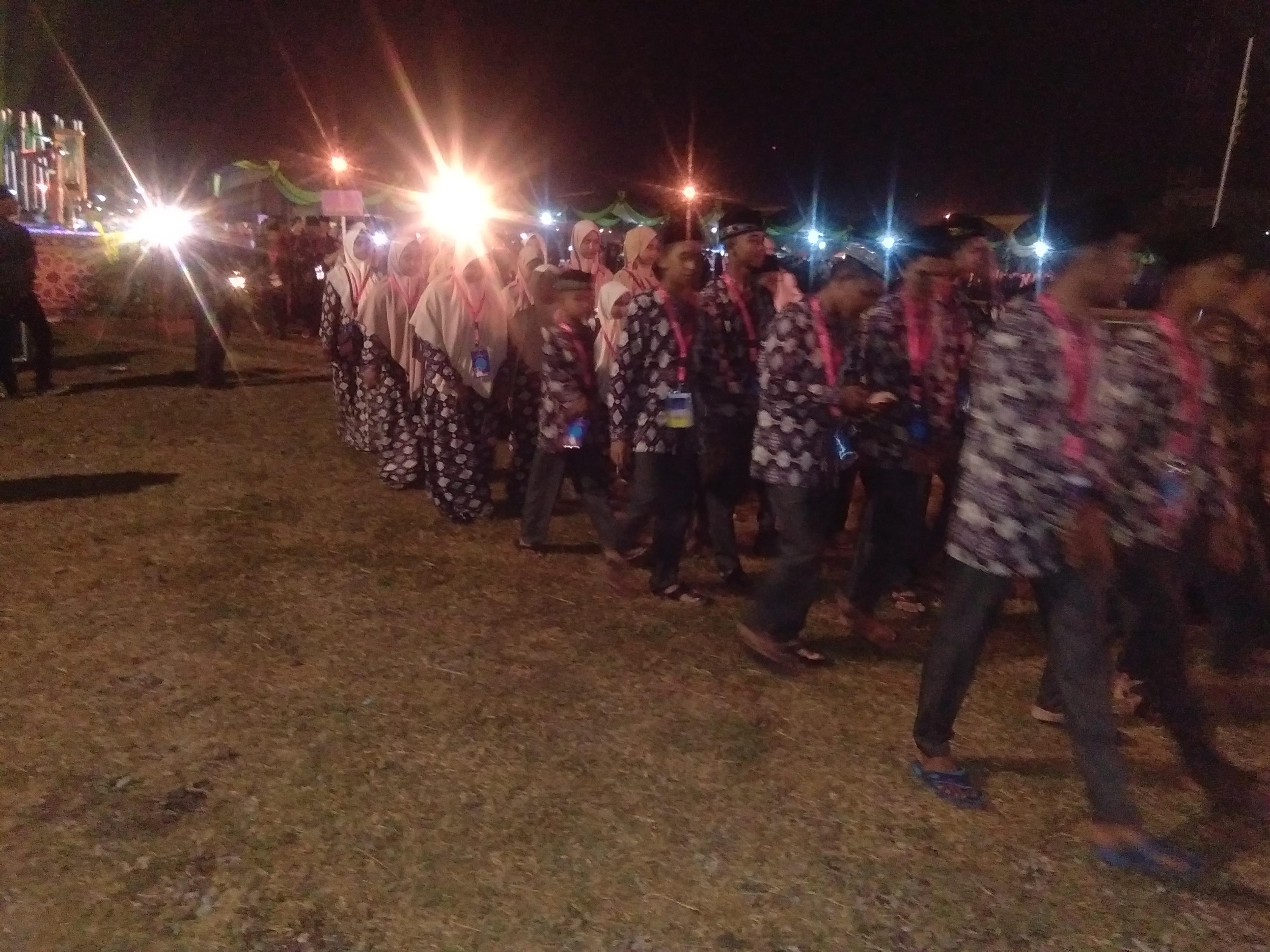 Bupati Muhammad Thaib Buka MTQ Kabupaten Aceh Utara ke-34