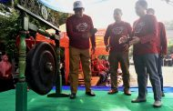 Semangat Satu Tujuan, Wakil Walikota Bekasi Resmikan Porseni MIPA XIX 2019 SMA Korpri Bekasi