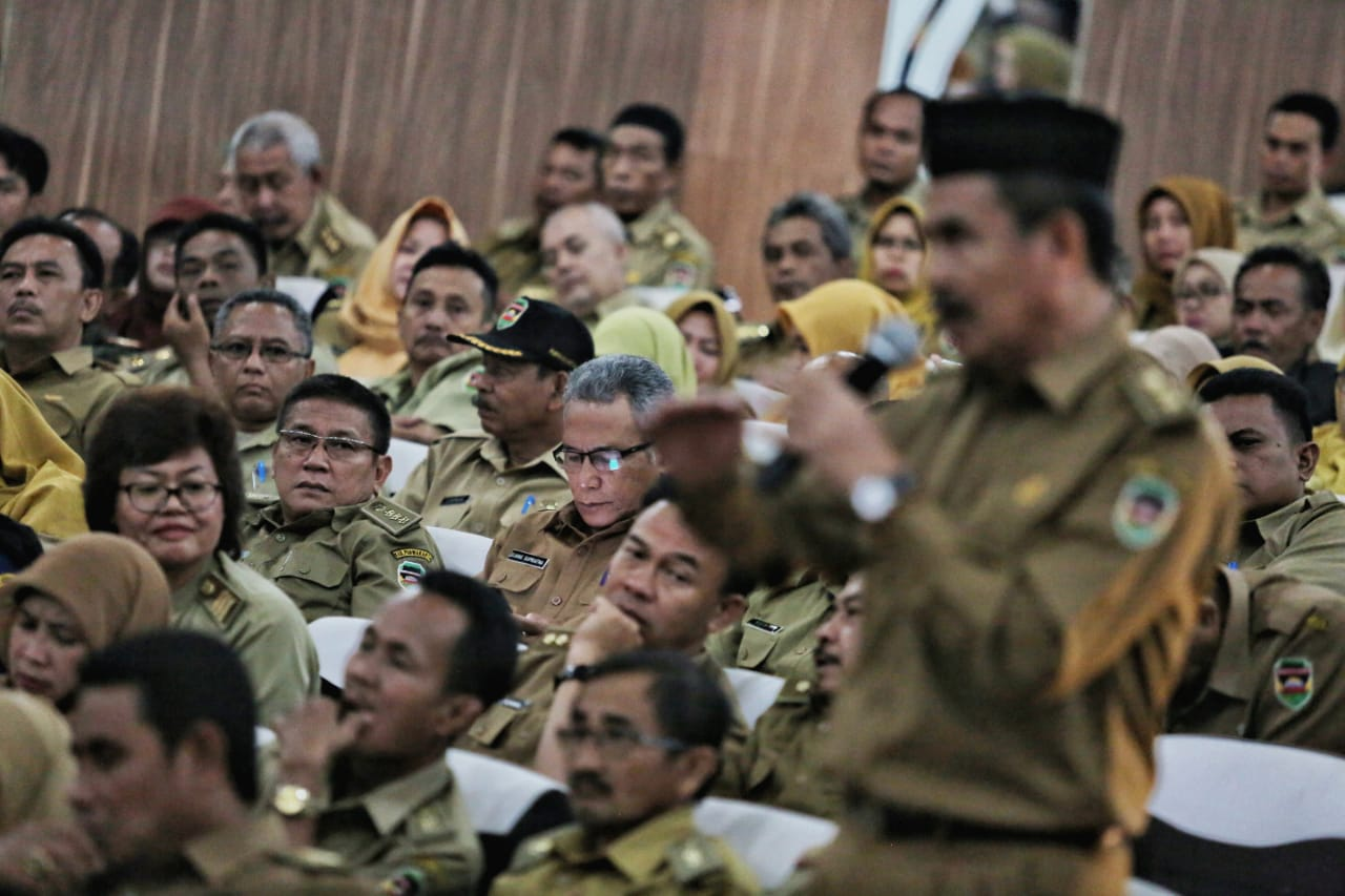 Panitia Umumkan Tiga Besar Peserta Seleksi Terbuka Jabatan Tinggi Pratama