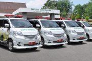 Dirasa Belum Ideal, Bupati Anne Akan Tambah Armada Ambulance