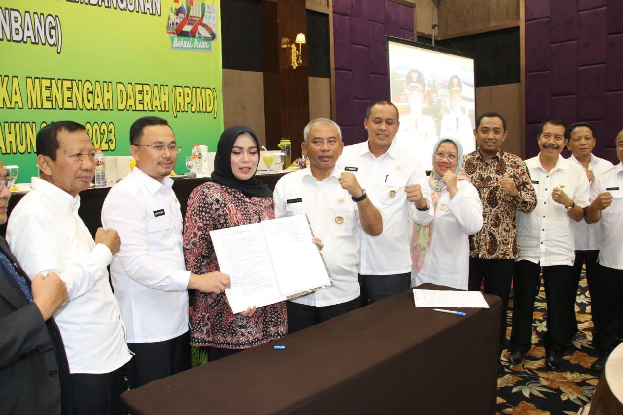 Ini Harapan Walikota Bekasi di Musrenbang RPJMD Kota Bekasi 2018-2023