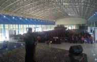 Ratusan Mahasiswa Ikuti Pembekalan Wawasan Kebangsaan dari Kodim 0104 Aceh Timur