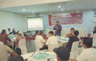 Sukseskan Pemilu 2019, PPK se-Kabupaten Aceh Utara Ikuti Bimtek