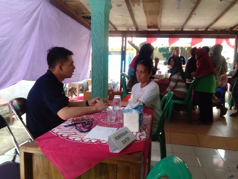 RS Siloam Bekasi Sepanjang Jaya Berbakti dan Berbagi untuk Sesama