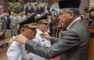 Plt Gubernur Aceh Minta Wali Kota Subulussalam Gagas Pembangunan Industri Hilir