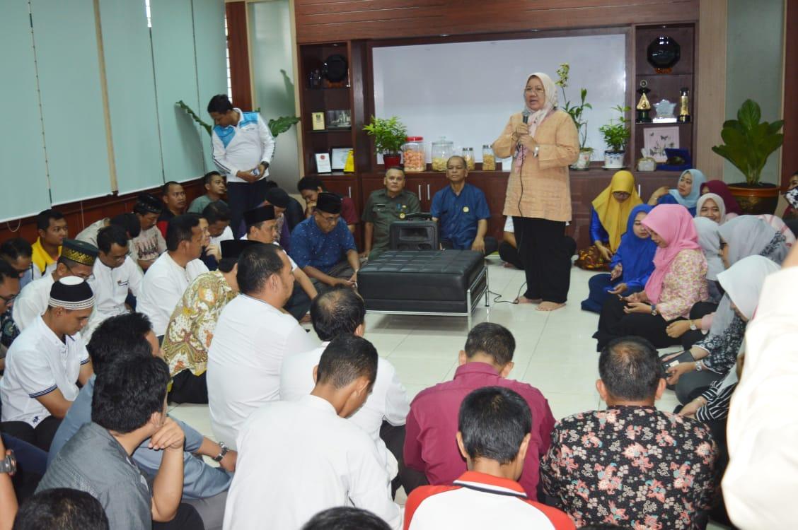 Sertijab Pejabat Pemkot Bekasi Ajang Silaturahmi Bulan Ramadhan