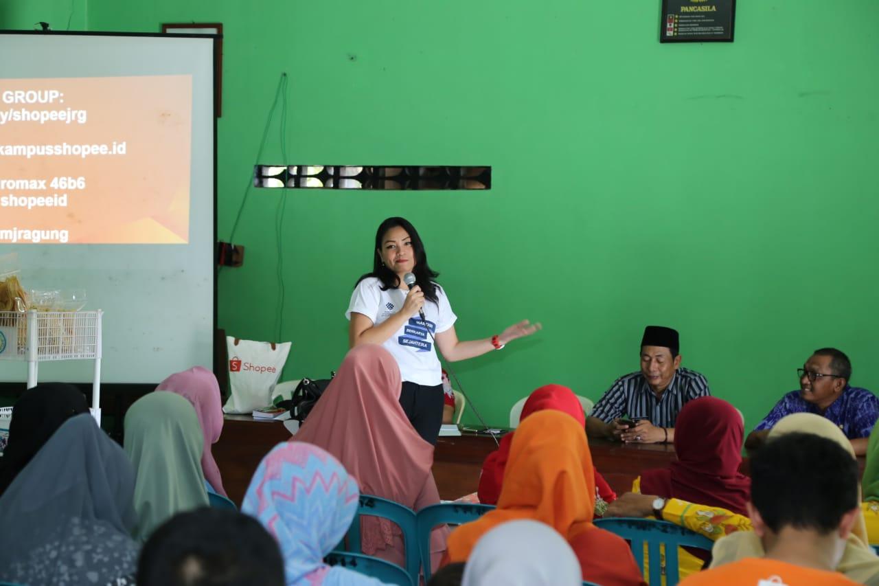 Kemnaker Edukasi Pemasaran dan Permodalan di Desa Migran Produktif