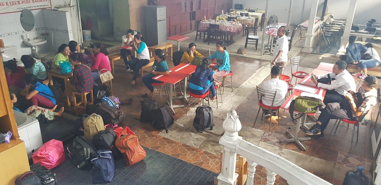 Sidak di Jakarta Timur, Kemnaker Gagalkan Penempatan PMI Non Prosedural
