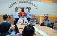 Polda Aceh Tahan PNS Berinisial K Diduga Penyebar Hoax