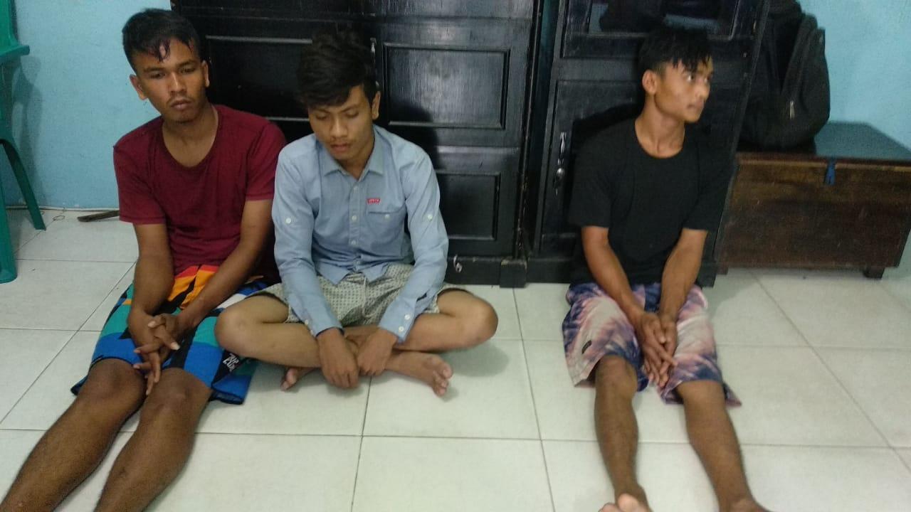 Anak Dibawah Umur Digilir Tiga Pemuda, Lalu Ditangkap Polres Bireuen