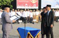 Wali Kota Bekasi Lantik Direktur Umum PDAM Tirta Patriot
