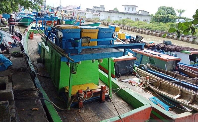 Nelayan di Aceh Barat Libur Melaut Selama Lebaran