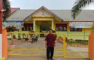 SMP Negeri 6 Lhoksukon Berbenah Lingkungan