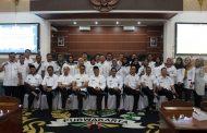 Pejabat Setwan DPRD Purwakarta Diserahterimakan