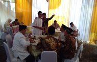 Terpilih Kembali Jadi Wakil Rakyat, Mahfudz Syukuran dan Halal bi Halal