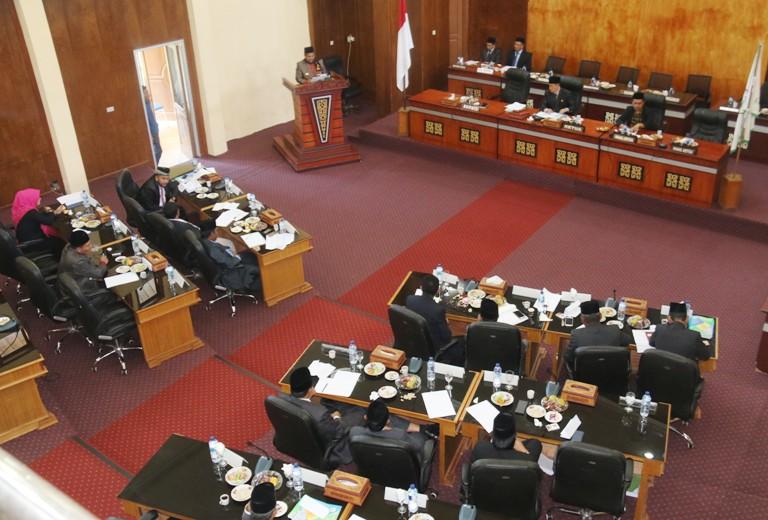 Bupati Bener Meriah Berharap APBK 2020 Lebih Efisien dan Prioritas Pembangunan