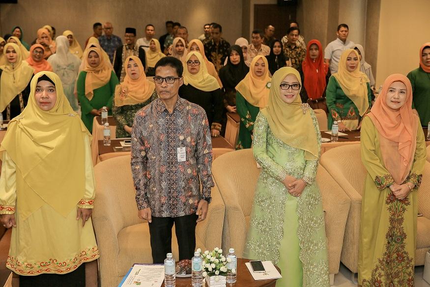 Dyah Erti : PAUD Wadah Pembentuk Generasi Aceh Berkualitas