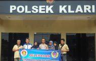 Lima Pecatur Karawang Diberangkatkan ke Indramayu Ngikuti Kejurda Jawa Barat