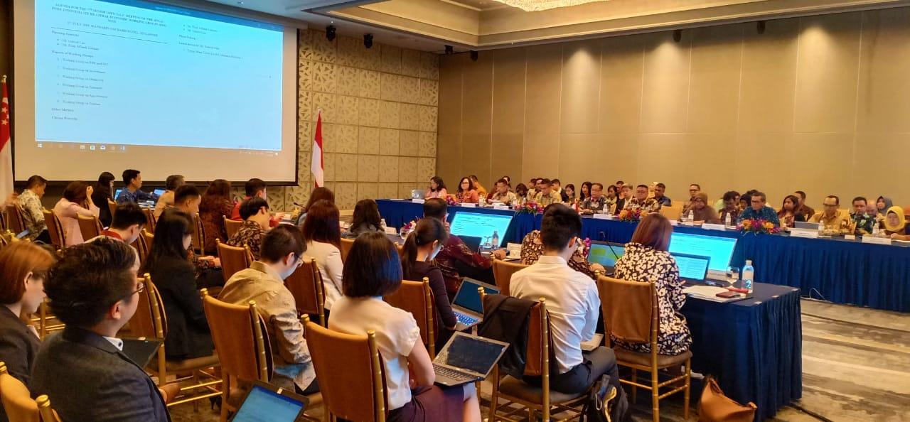 Indonesia - Singapura Bangun Inisiatif dan Kolaborasi Bidang Ketenagakerjaan