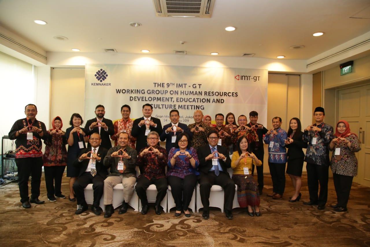 Kolaborasi Tiga Negara Perkuat Informasi Pasar Kerja dan Pengakuan Kompetensi Keterampilan