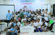 Pertamina TBBM Bandung Group Salurkan CSR ke Sekolah Dreamabel