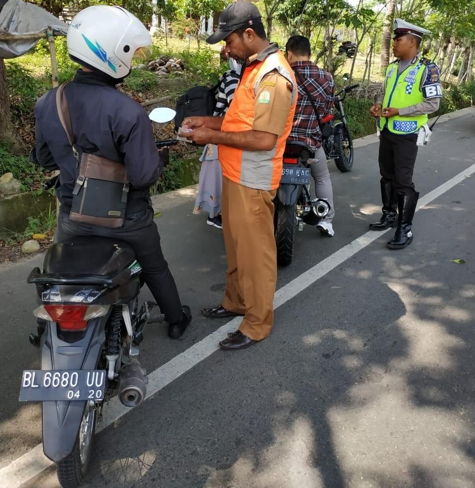 Genjot Pajak Daerah, Samsat Bireuen Bakal Razia Kendaraan Sampai ke Gampong